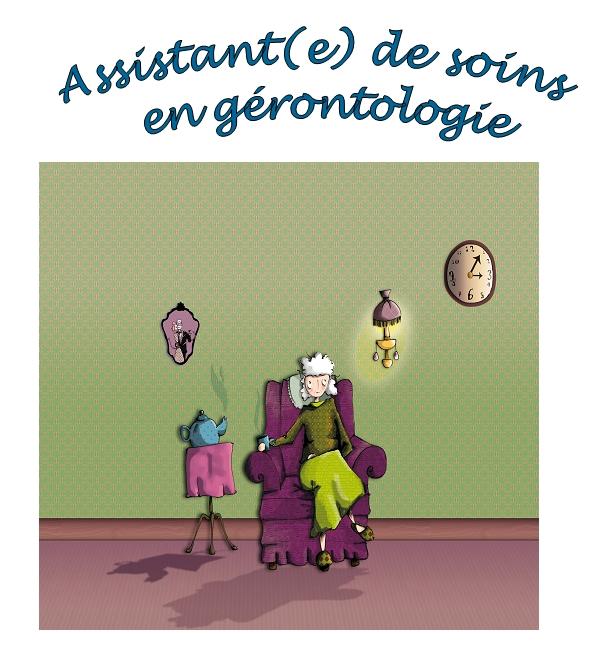 assistant(e) de soins en gérontologie